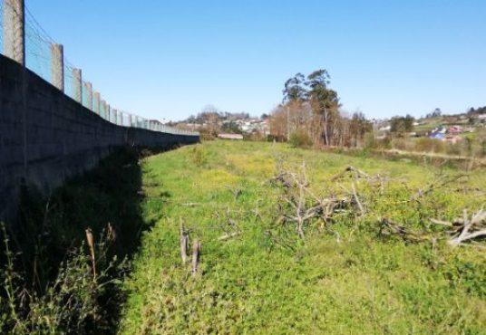 Finca para edificar en Culleredo, Coruña